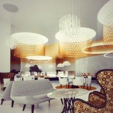 Фото из портфолио Интерьер ресторана «Dolce Vita» – фотографии дизайна интерьеров на INMYROOM