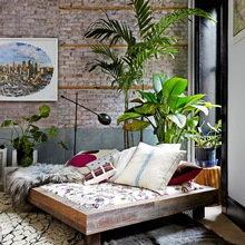 Фото из портфолио Лофт в Нью-Йорке – фотографии дизайна интерьеров на InMyRoom.ru