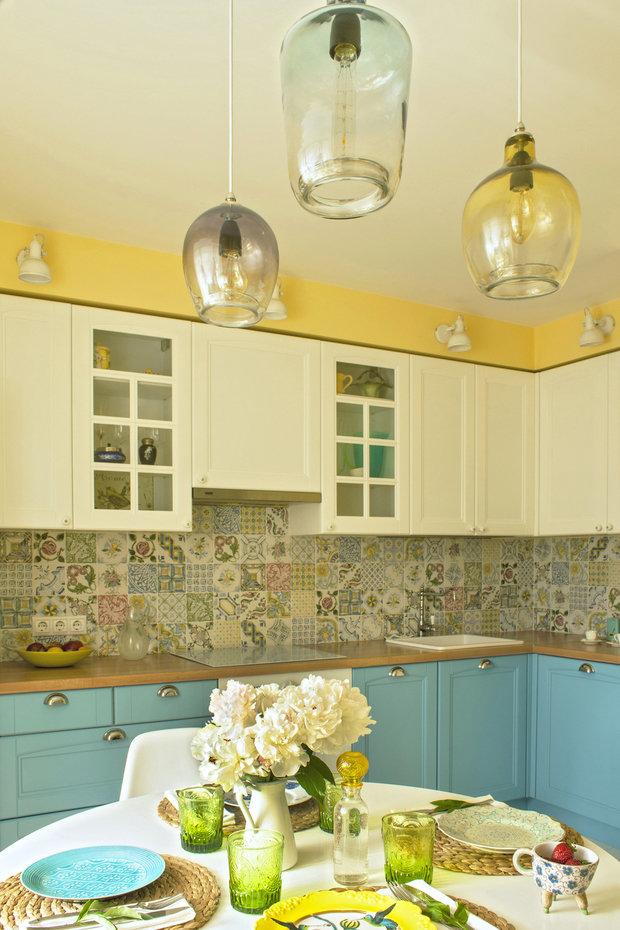 Фотография: Кухня и столовая в стиле Скандинавский, Карта покупок, Екатерина Чистова – фото на INMYROOM