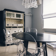 Фотография: Кухня и столовая в стиле Современный, Хай-тек, Дом, Дома и квартиры, Проект недели – фото на InMyRoom.ru