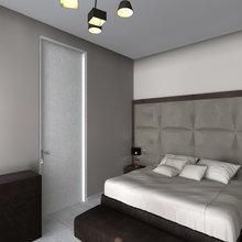 Фото из портфолио Дизайн-проект квартиры в ЖК Континенталь на Маршала Жукова – фотографии дизайна интерьеров на INMYROOM