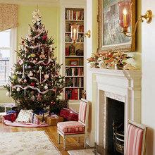 Фотография: Кухня и столовая в стиле Кантри, Декор интерьера, Дом, Праздник – фото на InMyRoom.ru