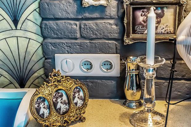 Фотография: Декор в стиле Прованс и Кантри, Спальня, Декор интерьера, Интерьер комнат, Ар-деко – фото на InMyRoom.ru