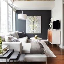 Фото из портфолио дизайн маленьких комнат – фотографии дизайна интерьеров на INMYROOM