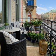 Фото из портфолио Linnégatan 31 Линнестаден – фотографии дизайна интерьеров на InMyRoom.ru
