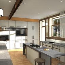 Фото из портфолио кухня) – фотографии дизайна интерьеров на INMYROOM