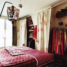 Фотография: Спальня в стиле Восточный, Интерьер комнат, Ремонт – фото на InMyRoom.ru