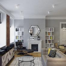 Фото из портфолио Квартира на Хлебном переулке – фотографии дизайна интерьеров на INMYROOM