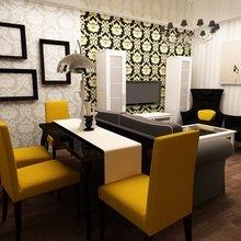 Фото из портфолио квартирка – фотографии дизайна интерьеров на INMYROOM