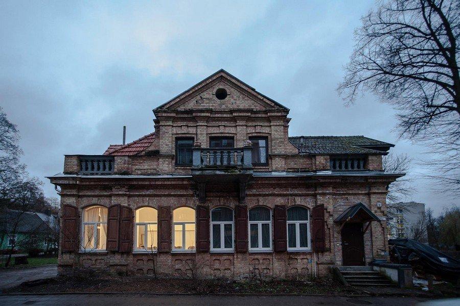 Фотография: Архитектура в стиле , Малогабаритная квартира, Квартира, Дома и квартиры – фото на InMyRoom.ru