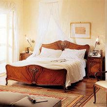 Фотография: Спальня в стиле Кантри, Дизайн интерьера – фото на InMyRoom.ru