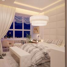 Фото из портфолио Дизайн проект трёхкомнатной квартиры в Москве в ЖК Скайфорт – фотографии дизайна интерьеров на InMyRoom.ru
