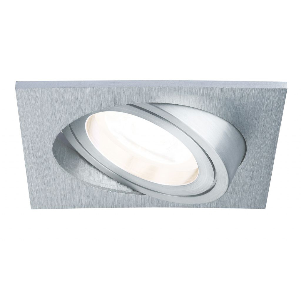 Купить Встраиваемый светодиодный светильник Paulmann Drilled из металла, inmyroom, Германия