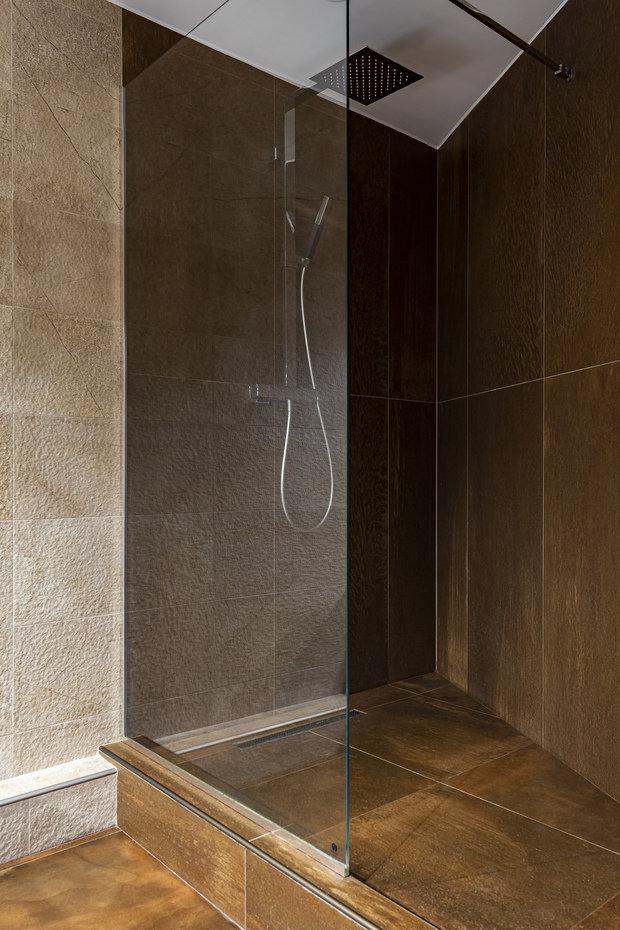 Фотография: Ванная в стиле Современный, Квартира, Проект недели, Санкт-Петербург, 3 комнаты, 60-90 метров, Анастасия Заркуа – фото на INMYROOM