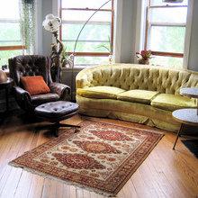 Фотография: Гостиная в стиле , Декор интерьера, Декор дома, Пол – фото на InMyRoom.ru