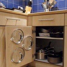 Фотография: Кухня и столовая в стиле Кантри, Современный, Интерьер комнат – фото на InMyRoom.ru