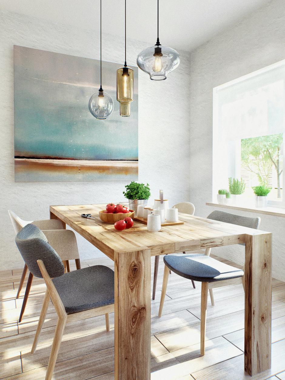 Фотография: Кухня и столовая в стиле Лофт, Дом, Дома и квартиры, IKEA, Проект недели – фото на InMyRoom.ru