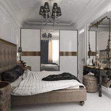 Фото из портфолио Роскошная спальня – фотографии дизайна интерьеров на InMyRoom.ru