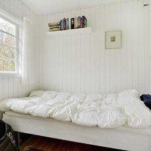 Фотография: Спальня в стиле Скандинавский, Дача, Дом и дача – фото на InMyRoom.ru