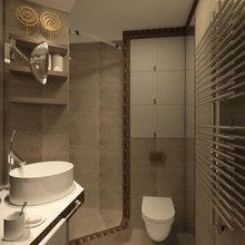 Фото из портфолио Квартира молодой семьи в ЖК Крылатское – фотографии дизайна интерьеров на INMYROOM