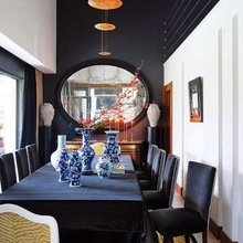 Фотография: Кухня и столовая в стиле Эклектика, Малогабаритная квартира, Квартира, Дома и квартиры – фото на InMyRoom.ru
