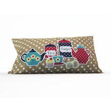 Декоративная подушка: Английский чай