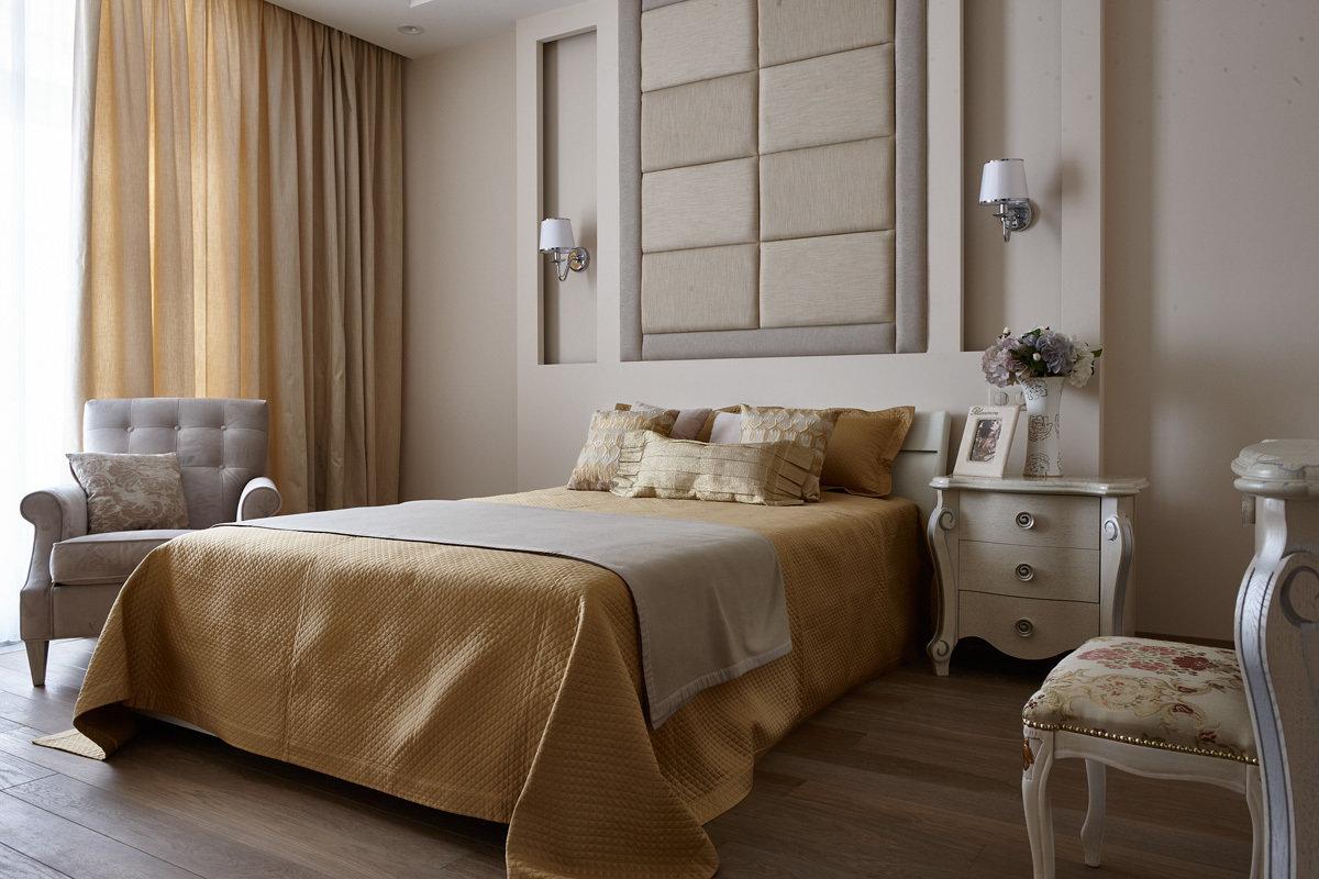 выбор кровати в спальню