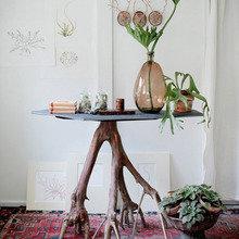 Фотография: Декор в стиле Кантри, Декор интерьера, Мебель и свет, Декор дома, Светильники, Зеркала – фото на InMyRoom.ru