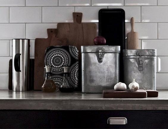 Фотография: Аксессуары в стиле Скандинавский, Кухня и столовая, Декор интерьера, Декор дома – фото на InMyRoom.ru