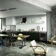 Фото из портфолио Чердак с видом на Париж – фотографии дизайна интерьеров на InMyRoom.ru