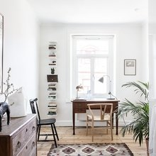 Фото из портфолио Nordhemsgatan 63, Linnéstaden – фотографии дизайна интерьеров на InMyRoom.ru