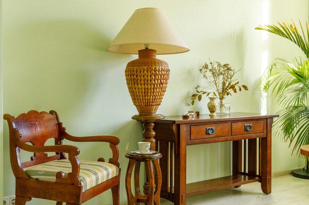 Фотография: Мебель и свет в стиле Восточный,  – фото на INMYROOM