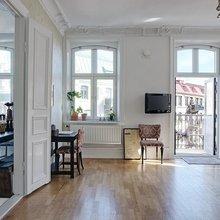 Фото из портфолио Majorsgatan 1, Linnéstaden – фотографии дизайна интерьеров на INMYROOM