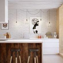 Фотография: Кухня и столовая в стиле Лофт, Классический, Эклектика, Декор, Минимализм, Ремонт на практике – фото на InMyRoom.ru