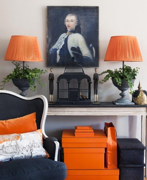 Фотография: Декор в стиле Классический, Современный, Эклектика, Декор интерьера, Декор дома, Цвет в интерьере – фото на InMyRoom.ru