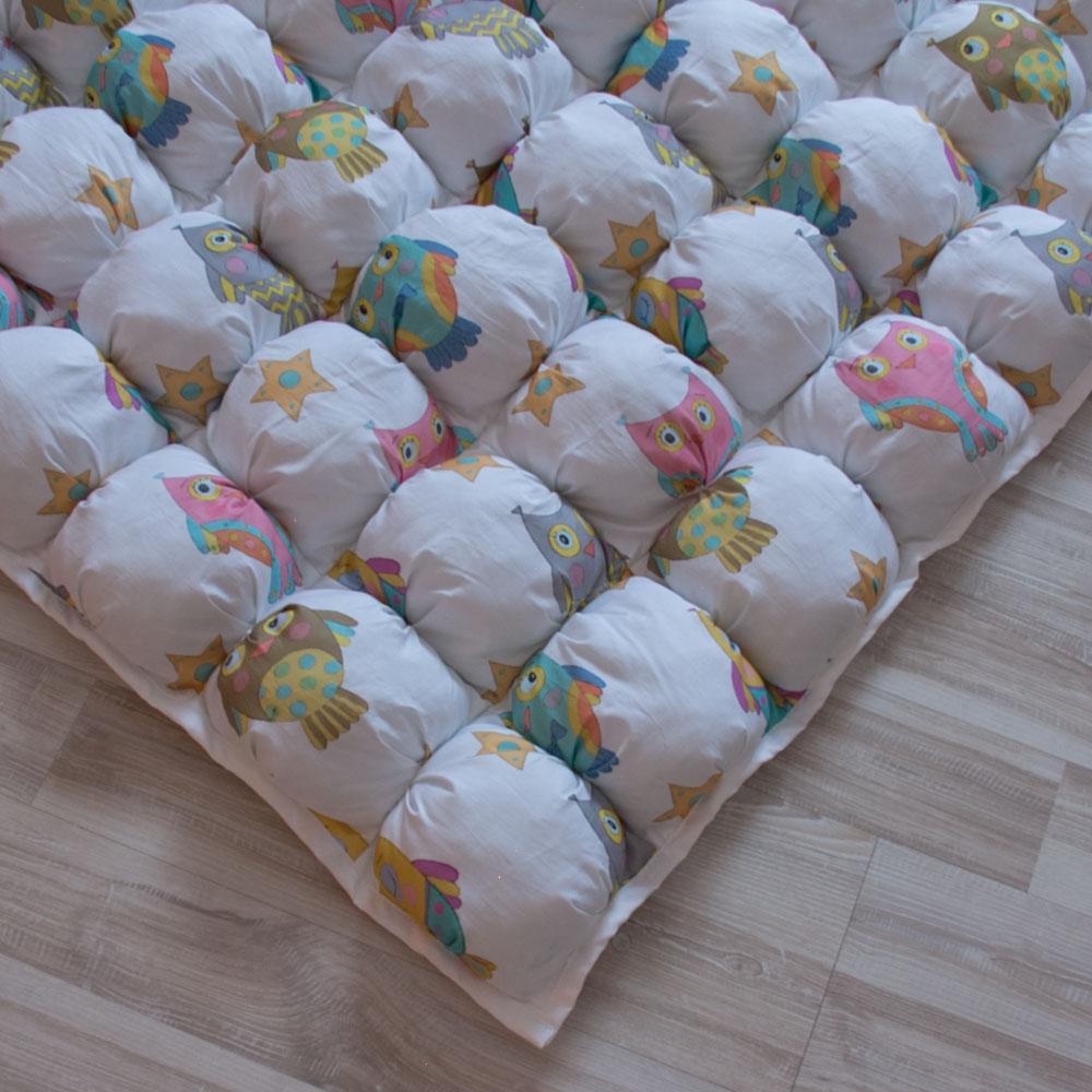 Игровой коврик бомбон милые совята
