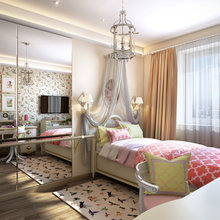 Фото из портфолио Благородство бежевого – фотографии дизайна интерьеров на InMyRoom.ru