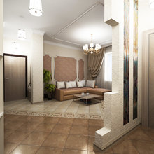 Фото из портфолио проект №1 – фотографии дизайна интерьеров на INMYROOM