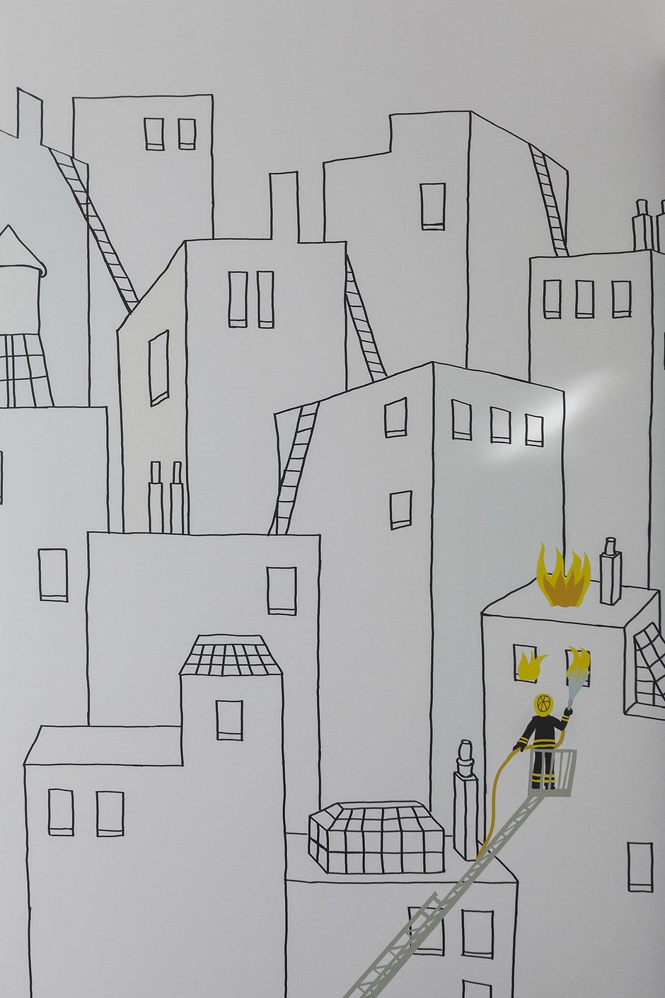 Фотография:  в стиле , Современный, Квартира, Проект недели, Москва, Монолитный дом, 4 и больше, Более 90 метров, Максим Новиньков – фото на InMyRoom.ru