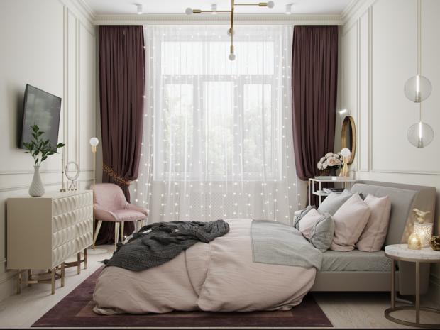 Фотография: Спальня в стиле Современный, Гид, премия 2018 INMYROOM – фото на INMYROOM