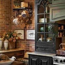 Фотография: Кухня и столовая в стиле Кантри, Современный, Декор интерьера – фото на InMyRoom.ru