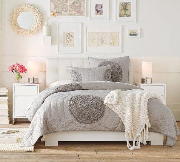 Фотография: Спальня в стиле Скандинавский, Современный, Цвет в интерьере – фото на InMyRoom.ru