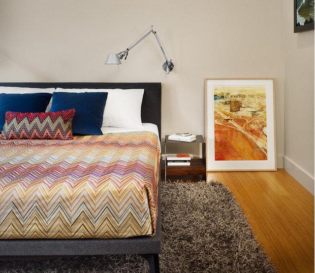 Фотография: Спальня в стиле Современный, Декор интерьера, Дом, Декор дома, Текстиль – фото на InMyRoom.ru