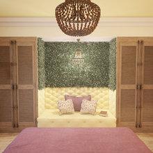 Фото из портфолио Спальня в городской квартире. – фотографии дизайна интерьеров на INMYROOM