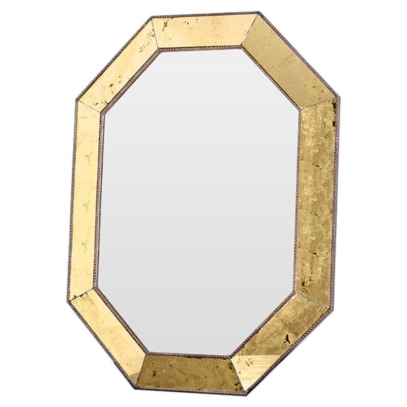 Купить Зеркало Aristocrat Gold в раме золотого цвета, inmyroom, Россия