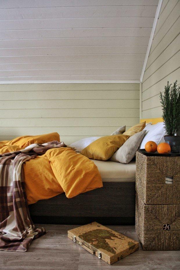 Фото из портфолио Коттедж 100 кв.м. – фотографии дизайна интерьеров на INMYROOM