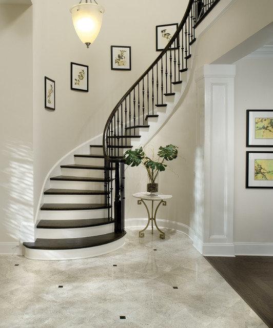 Фотография: Прочее в стиле Классический, Архитектура, Декор, Мебель и свет, Ремонт на практике, Никита Морозов, освещение для лестницы, какую выбрать лестницу, какие бывают лестницы, прямая лестница, винтовая лестница, лестница на больцах, подвесная лестница, ограждение для лестниц, как украсить лестницу – фото на InMyRoom.ru