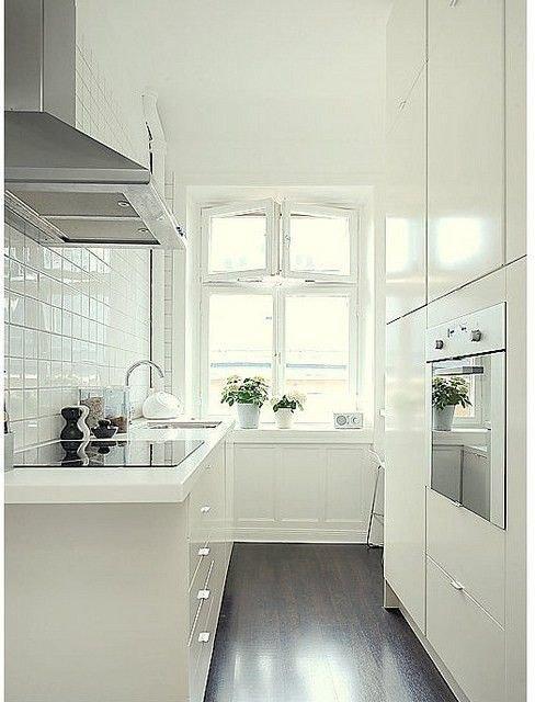 Фотография: Кухня и столовая в стиле Скандинавский, Современный,  – фото на InMyRoom.ru