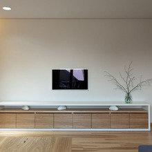 Фотография: Гостиная в стиле Современный, Дом, Дома и квартиры, Проект недели, Эко – фото на InMyRoom.ru