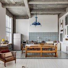 Фото из портфолио Дом в Лондоне : сочетание современности и ретро – фотографии дизайна интерьеров на INMYROOM